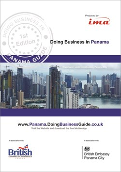 Panama Guide Cover Image With Grey Border